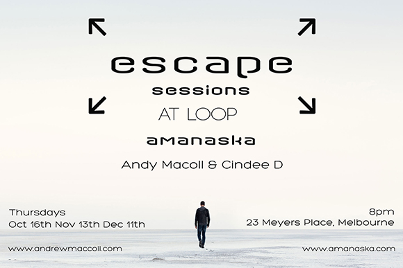 Loop-EscapeSessions-Flier Loop Meyers Place
