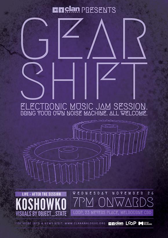 Gear Shift- Nov flyer Loop-Meyers Place