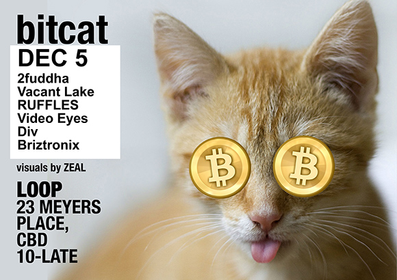 bitcat poster NOV 14  Loop- Meyers Place