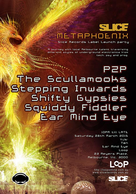 Metaphoenix  Loop- Meyers Place
