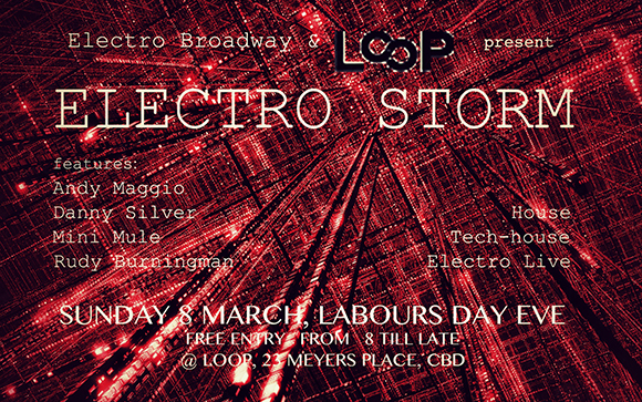 Electro Storm Loop- Meyers Place