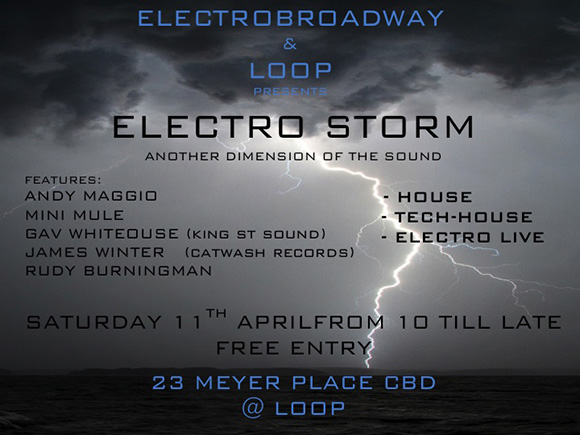 Electro Storm Loop - Meyers Place