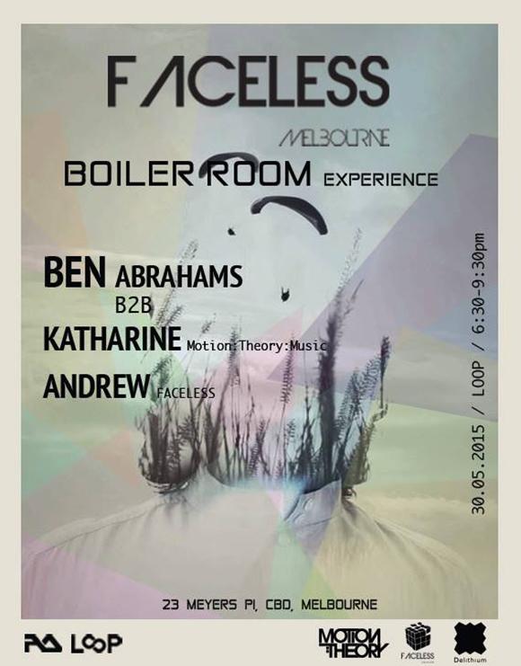 faceless Melbourne Loop-Meyers Place