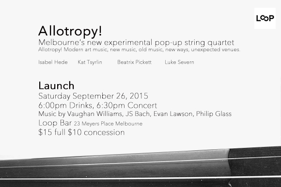 Allotropy-3 Loop- Meyers Place