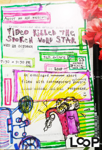 Video Killed the Spoken Word Star Loop-Meyers Place