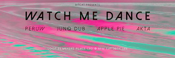 Watch Me Dance Loop- Meyers Place