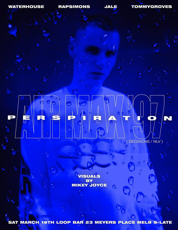 Perspiration 3 Loop- Meyers Place