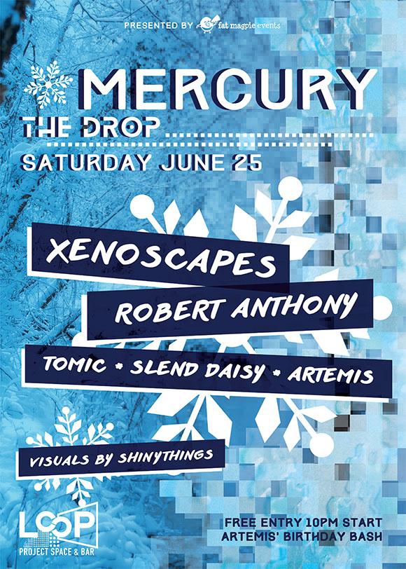 Mercury June Loop- Meyers Place