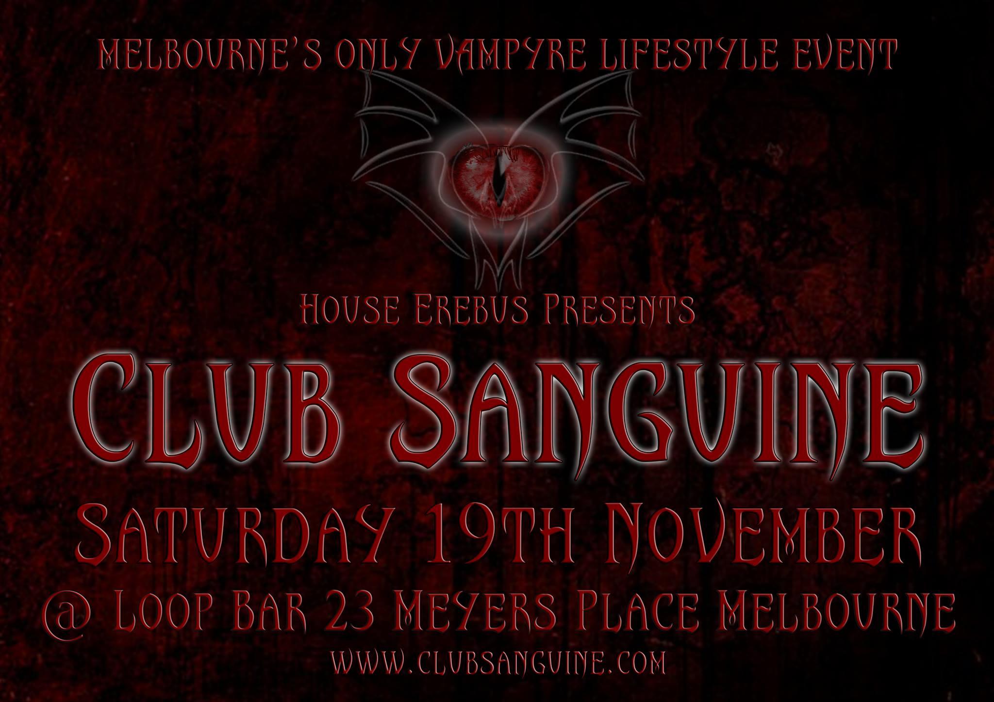 club-sanguine Loop- Meyers Place