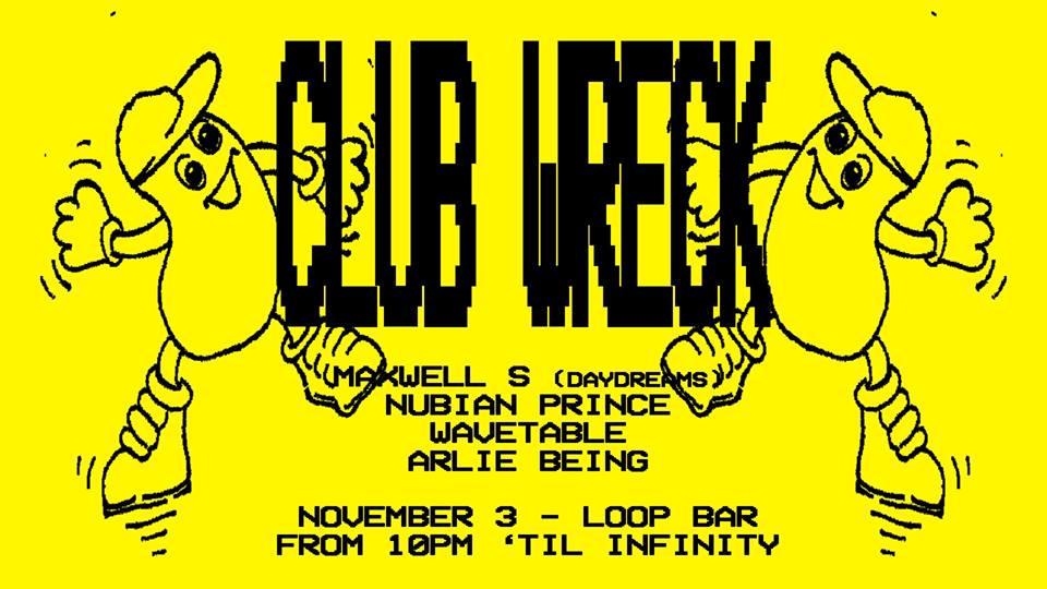 Club Wreck #001