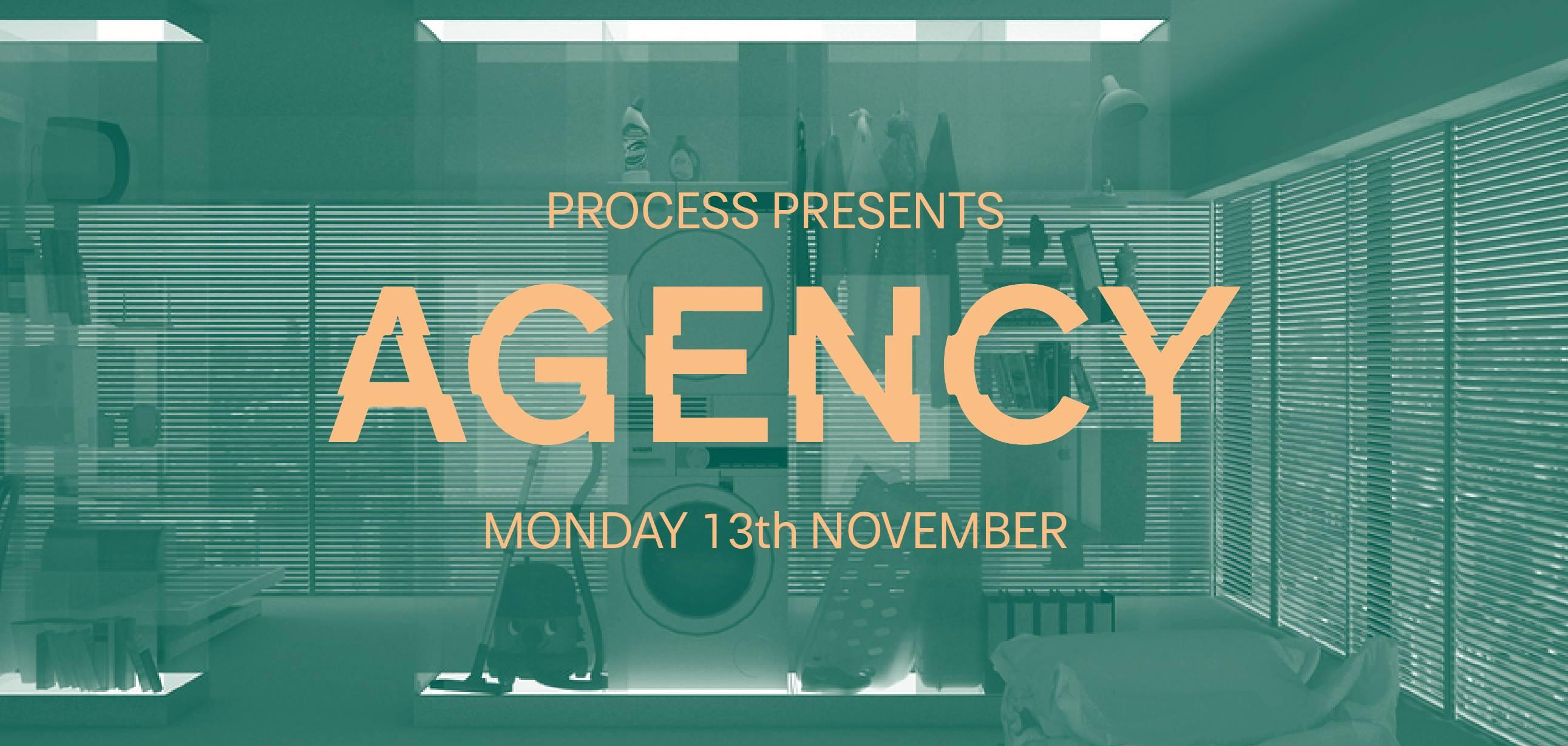 Process x Agency Architecture Forum Melbourne