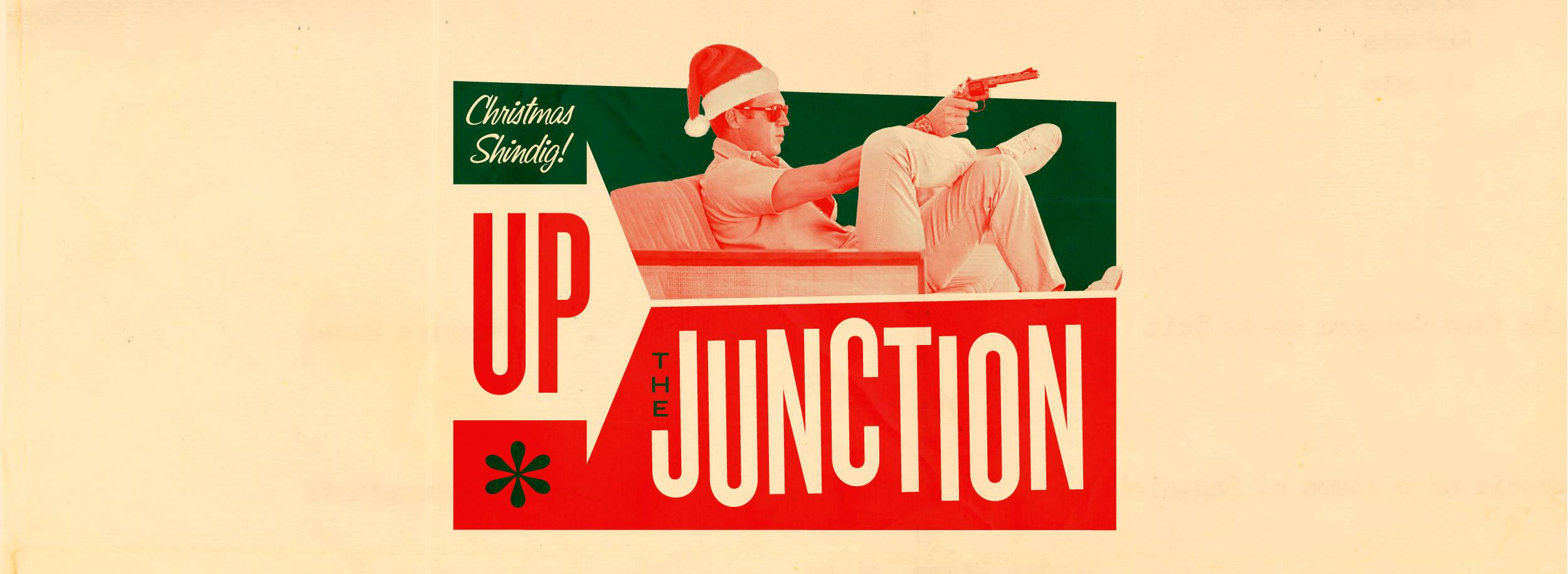 Up The Junction - Christmas Shindig! - 60s Mod RnB Soul Club