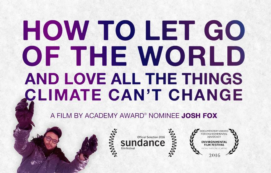 Melbourne Film Screening: How to Let Go of the World