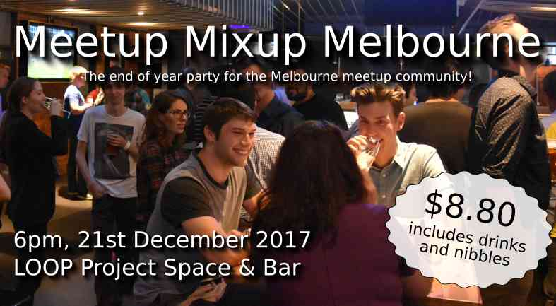 Meetup Mixup Melbourne