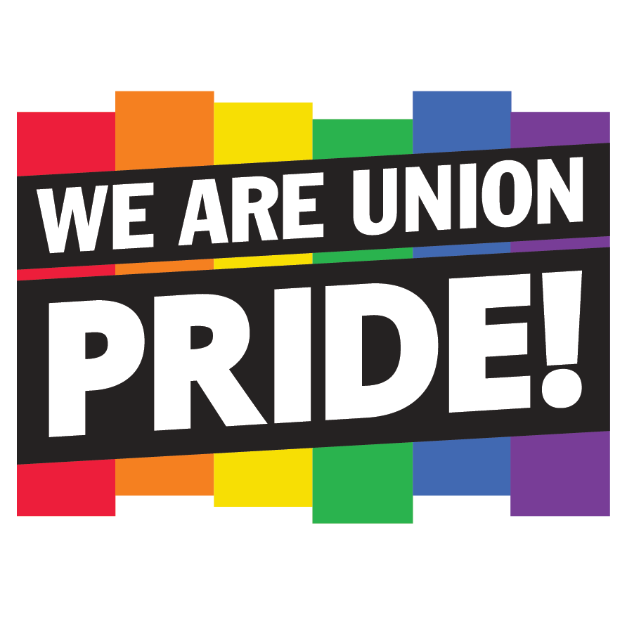 we are union pride launch party