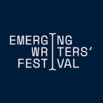 Emerging Writers Festival Logo Loop Project Space and Bar Melbourne