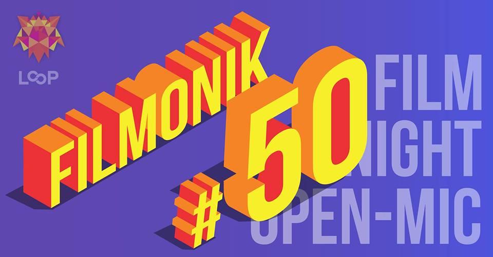 Filmonik #50 open short film screening