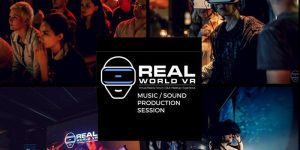 Real World VR - Virtual reality music, sound, spatial-audio