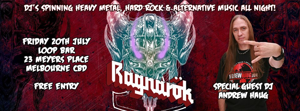 Ragnarök - Metal Alternative Nightclub