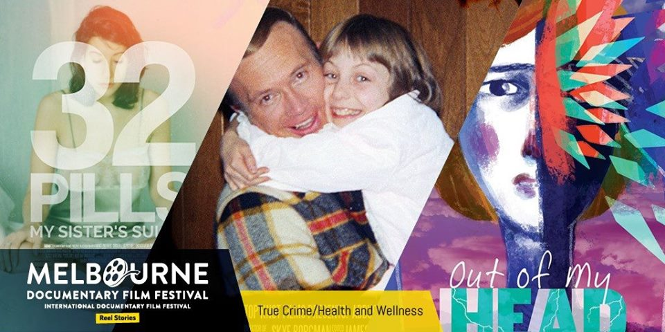 MDFF: True Crime + Health and Wellbeing at LOOP project space and bar melbourne