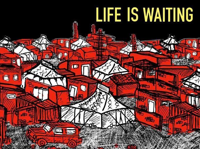 3CR life is waiting film screening