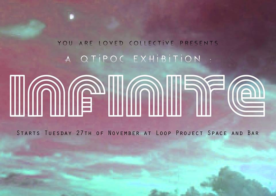Infinite : Q T I P O C exhibition