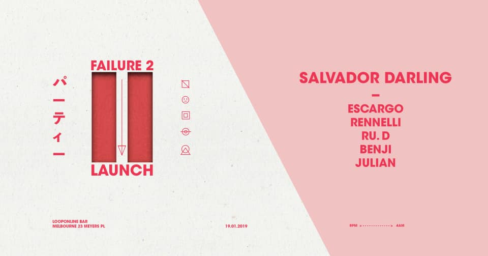 salvador-darling-failure-2-launch