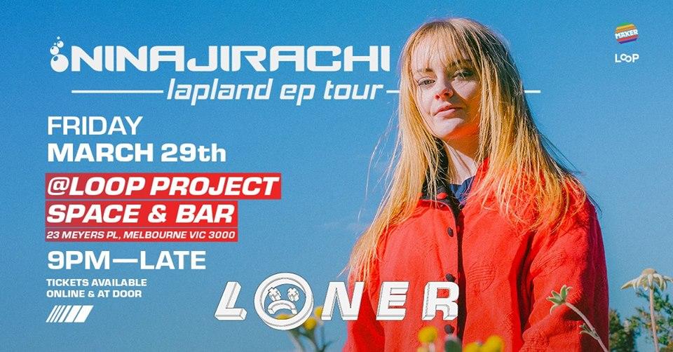 Loner-EP-launch-LOOP-projec-space-melbourne