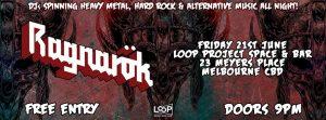 Ragnarök - Metal / Alternative Nightclub (June Edition)