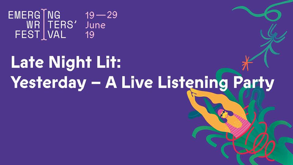 Late Night Lit: Yesterday – A Live Listening Party