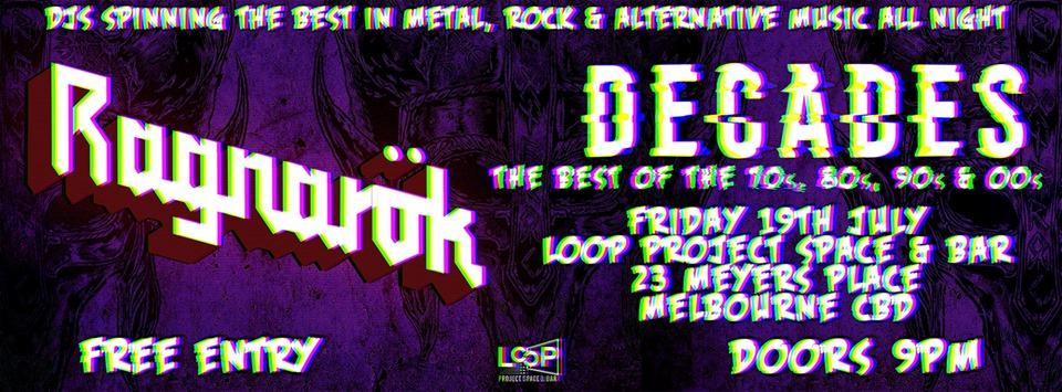 Ragnarök - Metal / Alternative Nightclub (Decades Edition)