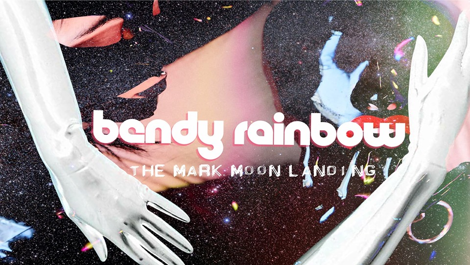 Bendy Rainbow: The Mark Moon Landing