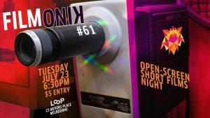 Filmonik #61 open short film screening