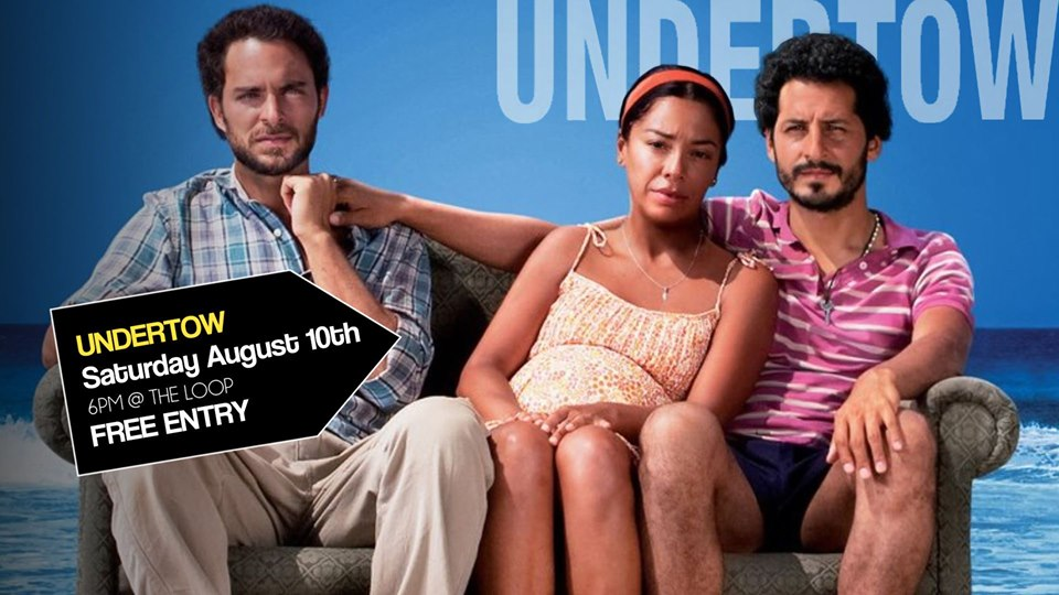 Underground Queer Cinema Presents: Undertow