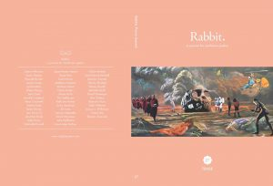 Rabbit Reading at MSWP Festival loop bar melbourne