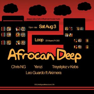Afrocan Deep at Loop