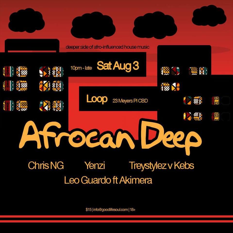 Afrocan Deep at Loop