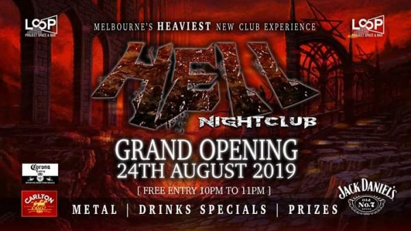 Hell Nightclub LOOP