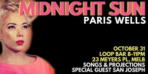 Midnight Sun by Paris Wells