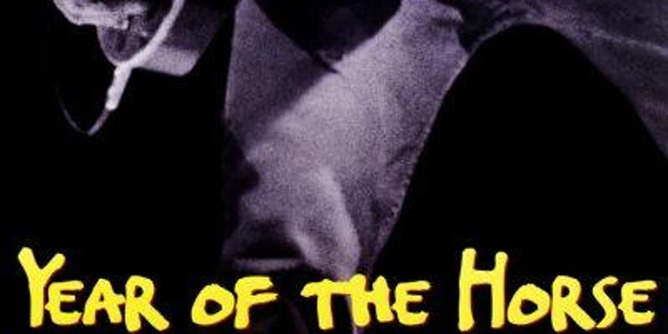 Year of the Horse (1997) - Dir. Jim Jarmusch - Free Film Screening