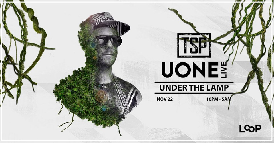 Uone (Live) - Under The Lamp LOOP