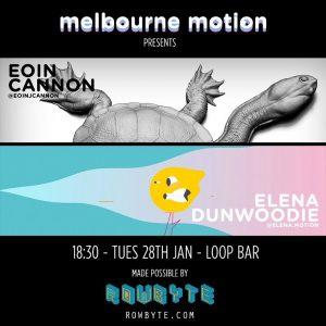 Melbourne Motion - Jan 2020