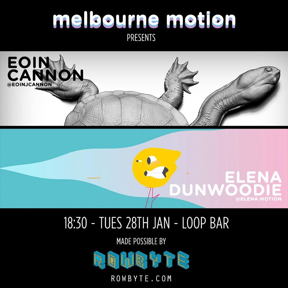 Melbourne Motion - Jan 2020