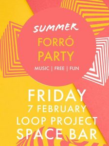 Summer Forro Party