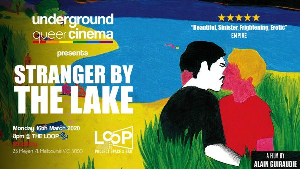 Underground Queer Cinema presents Stranger by the Lake