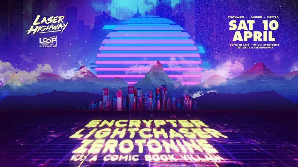 Laser-Highway-LOOP-Synthwave