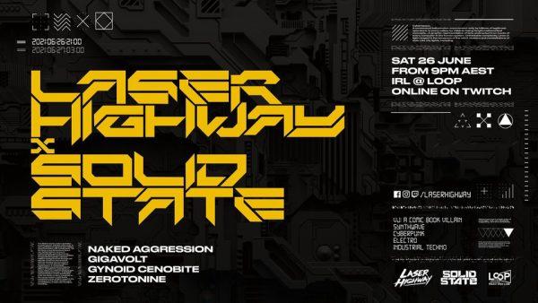 Laser Highway x Solid State Online-LOOP